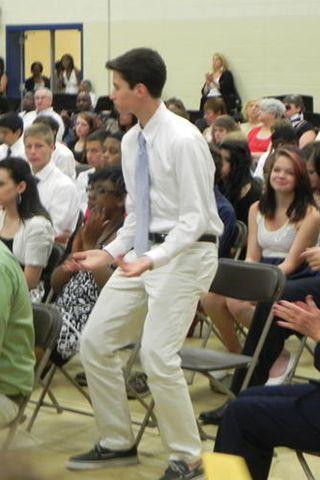8th grade graduation 011